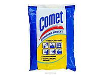 Порошок для чищення дезінфікуючий COMET Лимон з хлоринолом в пакеті 400 г