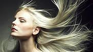 Как добиться гладкости волос.