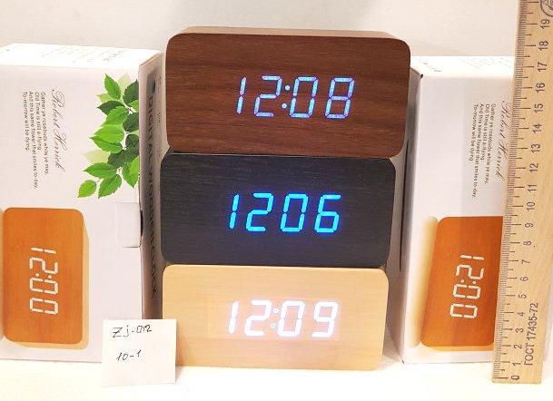 Электронные настольные часы ZJ-012