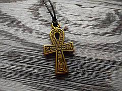 """""""Анкх - Египетский крест жизни"""" Амулет оберег талисман наделяет владельца энергией, оберегает от болезней"""