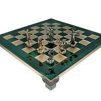 "Шахматы S7GREEN 36х36см, Manopoulos, ""Олимпиада"""