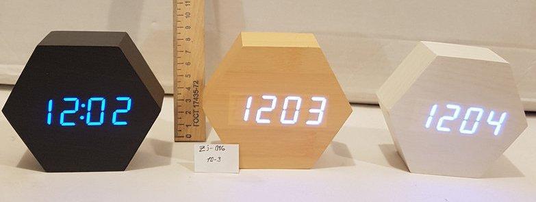 Электронные настольные часы ZJ-016