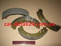 Колодки задние Ваз 2101-2107 НИВА (пр-во ABS)
