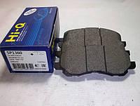 Колодка торм. MITSUBISHI LANCER 9 1.5 16V, 1.8 16V PETROL 08- передн. | SANGSIN