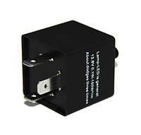 LED Flasher Rate adjustable. Реле указателей поворота для LED ламп с регулировкой частоты мигания