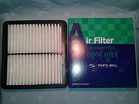 Фильтр воздушный Матиз (Рarts Mall) 96314494