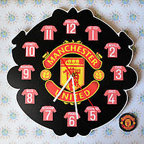 Настенные часы Манчестер Юнайтед