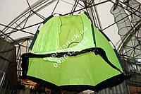 Зимняя палатка зонтик  для рыбалки и отдыха  Siweida 2х2х1,75 см (Салатовая)