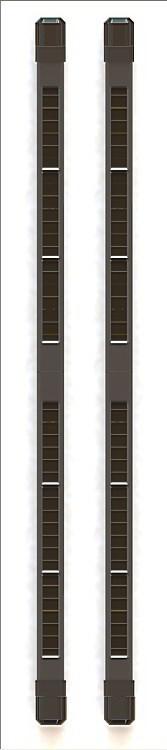 HB-T001S8 Беспроводной оконный ИК барьер 8 лучей