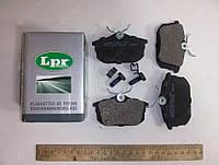 Тормозные колодки дисковые LPR 05P621