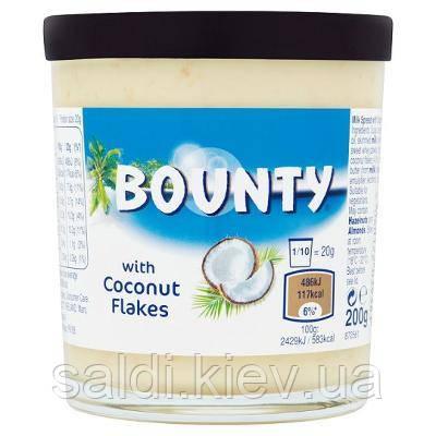 Паста Баунти Bounty with coconut flakes 200 г