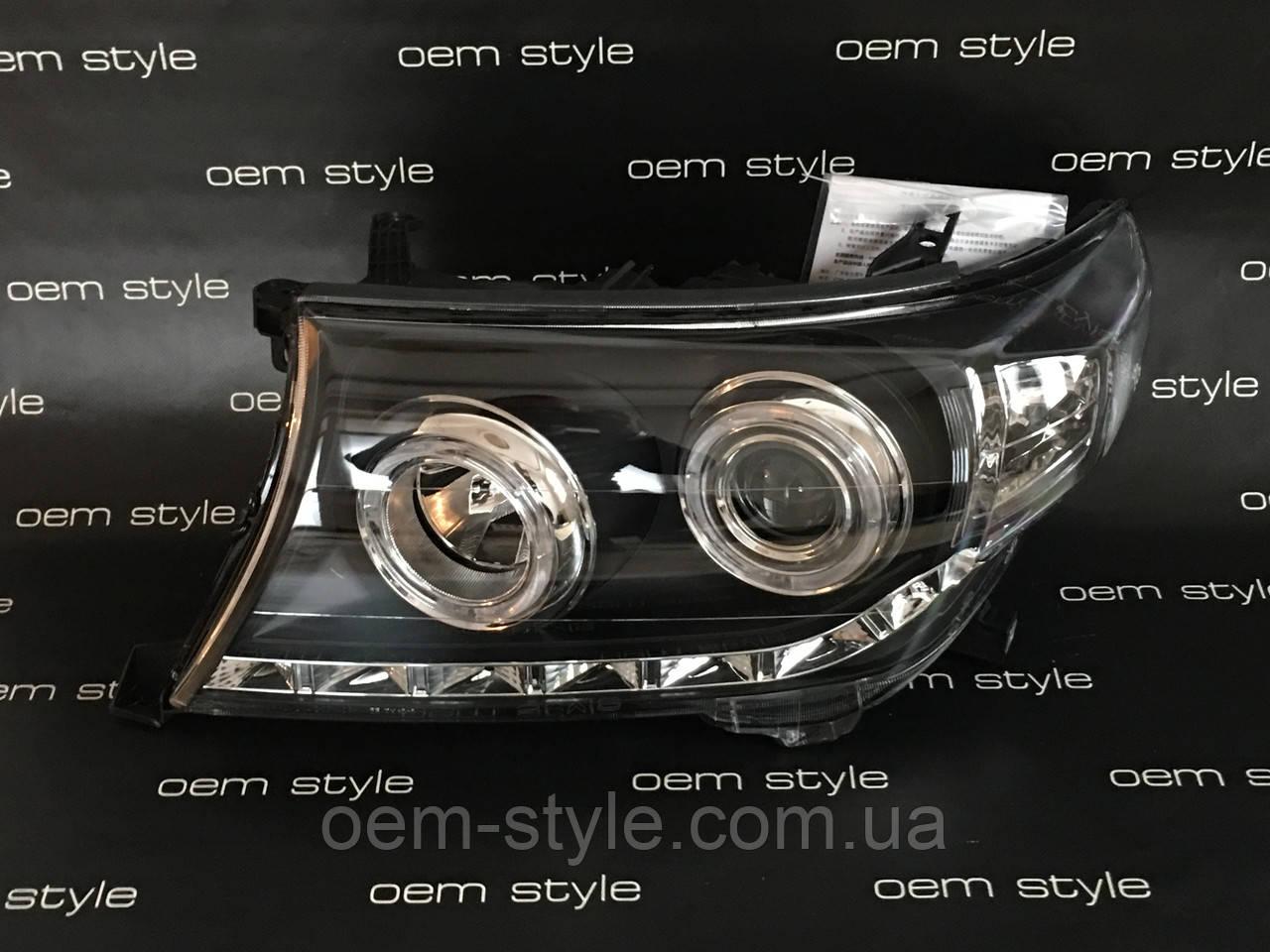 Оптика фары Toyota Land Cruiser 200, 07-15