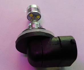 Светодиодная автолампа H27/2 30w (6pcs CREE -XBD Chip) ~750Lm (цена указана за одну лампу)