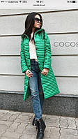 Куртка пальто (плащевка стеганная на синтепоне 150й плотности)