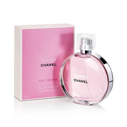 Женская парфюмерия Chanel Chance Eau Tendre (Шанель Шанс О Тендер) EDT 100 ml, фото 2