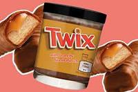 Шоколадная паста Twix Твикс, фото 1
