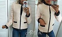 Куртка мод. 179 (стёганная плащёвка на синтепоне 100)