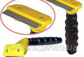 Фурминатор Fubminator - прилад для розчісування домашніх тварин, 2 розміри