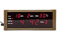 Настольные Электронные Led Часы ZX 13 M