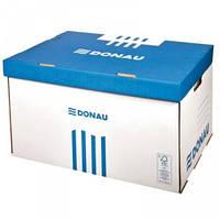 Короб для архивных боксов TOP, синий