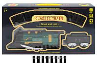 Железная дорога 6294, музыкальный с световыми эфектами, в коробке: 44,5х24х7,5 см