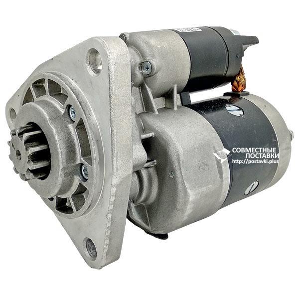 Стартер редукторный 12 V 2,7 kW (МТЗ-80, МТЗ-82, Т-25, Т-16, Т-40) Magneton 9142780 (оригинал)