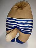 Кавова іграшка ручної роботи Кіт Матроскін, фото 2