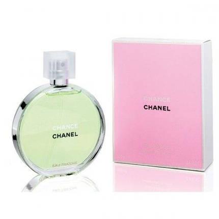Женская туалетная вода Chanel Chance Eau Fraiche (Шанель Шанс Еу Фреш), фото 2