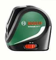 Лазерный уровень (нивелир) Bosch UniversalLevel 3 (официальная гарантия), фото 1