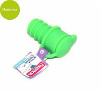 Пробка силиконовая 4х2см для бутылки с крышкой Fissman
