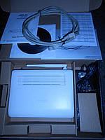 Wi-Fi  роутер беспроводной, до 150Мб/с, 4-х портовый Asus RT-G32