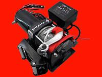 Электрическая автомобильная лебёдка Титан БАЛ 70-14 на 2500 кг