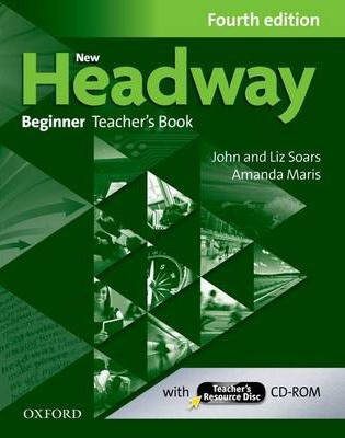 New Headway 4th Ed Beginner: Teacher's Book and Resource Disk (книга учителя), фото 2