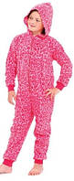 Пижама человечек слип
