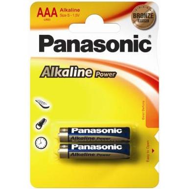 Эл.питания батарейка Panonic ALKALINE POWER LR3 АAA