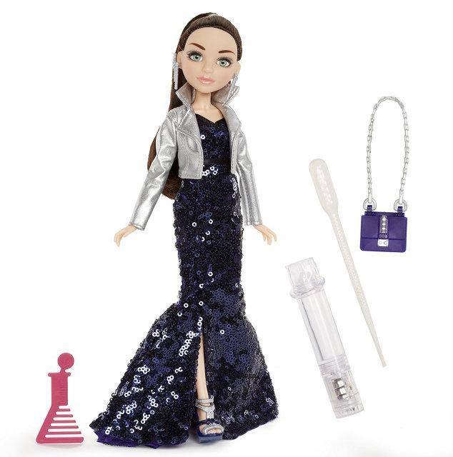 Лялька Кейла Макалістер з эксперементом Блиск для губ / Project Mc2 Experiments - McKeyla's Lava Lip Gloss