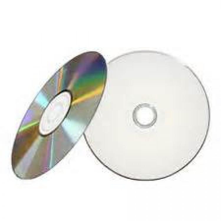 Диск MIX CD-R MIX 700Mb 52х 80min Cake 100 d.005282