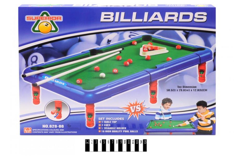 Настольная игра Бильярд 628-08