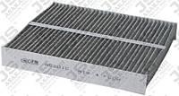 Фильтр салона (угольный) MITSUBISHI Lancer 07-; ASX 10-; INFINITI FX 35 03-08; NISSAN Primera P12 | JS ASAKASHI