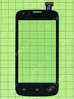 Сенсор Prestigio MultiPhone 4055 (PAP4055) (на DUOS не подходит) Оригинал Китай Черный