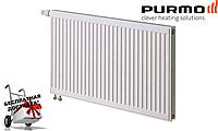 Стальной (панельный) радиатор PURMO Ventil Compact т11 500x1400 нижнее подключение