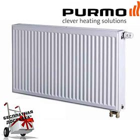 Стальной (панельный) радиатор PURMO Ventil Compact т22 500x500 нижнее подключение