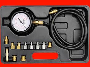 Тестер измерения давления масла Yato YT-73030 с адаптерами