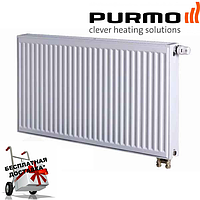 Стальной (панельный) радиатор PURMO Ventil Compact т22 600x1400 нижнее подключение