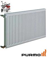 Стальной (панельный) радиатор PURMO Compact т11 500x1400 боковое подключение