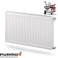 Стальной (панельный) радиатор PURMO Compact т22 500x1100 боковое подключение