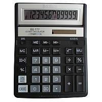 Калькулятор Brilliant 12 разрядов 2-питан. чёрный BS-777BK
