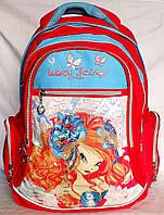 "Рюкзак школьный ""Winx Fairy Couture (Винкс Фейри Кутюр)"" (модель 552294), ТМ ""YES!"""