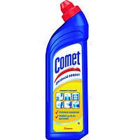Средство для мытья пола (Comet, 1л, гель, лимон, s.11336)