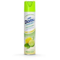 Освежитель воздуха (Domo, аэрозоль, Лимон-лайм, 300мл, XD10004)